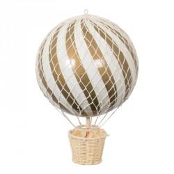 Luftballon på 20 cm fra Filibabba i Guld