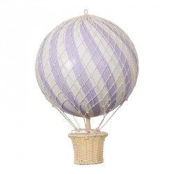 Luftballon på 20 cm fra Filibabba i Lilla