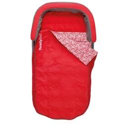 Luftmadras med sovepose Deluxe