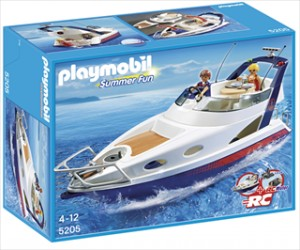 Luxus Yacht - 5205 - PLAYMOBIL Summer Fun