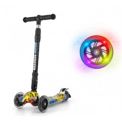 Magic Scooter Trehjulet Grafitti fra Milly Mally