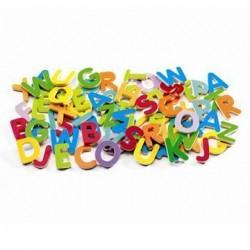 Magneter Bogstaver i træ fra Djeco