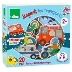 Magneter Med transportmidler fra Vilac