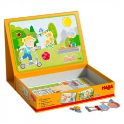 Magnetspil - børnehave
