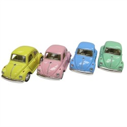Magni VW Folkevogn Classic Bobbel - ass. pastel farver