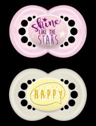 MAM Original 6 Md+ Silk PINK
