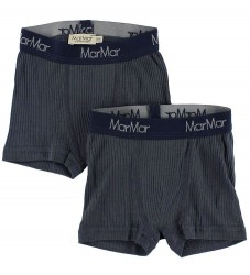 MarMar Boxershorts - 2-pak - Navy