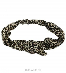 MarMar Hårbånd - Brun Leopard