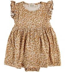 MarMar Kjolebody k/æ - Ramona Frill - Gold Leopard