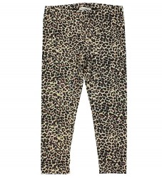 MarMar Leggings - Brun Leopardprint