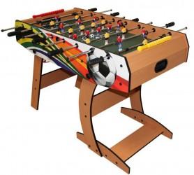 MegaLeg Bordfodbold Foldbart + Dart / Basket