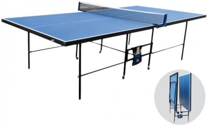 MegaLeg Bordtennisbord Standard Blue