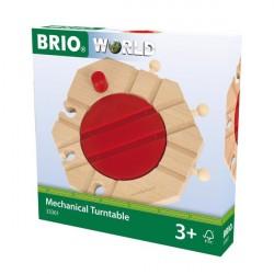 Mekanisk drejeskive - 33361 - BRIO Tog