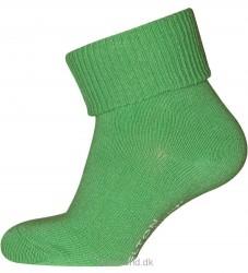 Melton Gåstrømper - Grøn