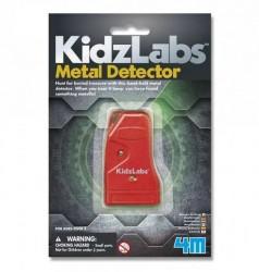 Metal Detektor - KidzLabs fra 4M