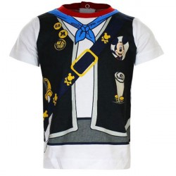 Mickey Mouse Baby T-shirt 6-23 mdr.