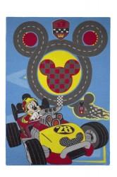Mickey Mouse gulvtæppe