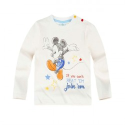 Mickey Mouse Happy Bluse BABY