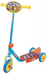 Mickey Mouse Løbehjul med 3 hjul