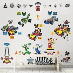 Mickey Mouse Wallstickers