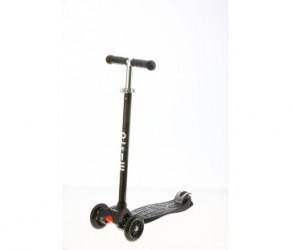 Micro Maxi Classic - Løbehjul med tre hjul - Sort