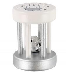 Miffy Rangle - Sølv/Hvid