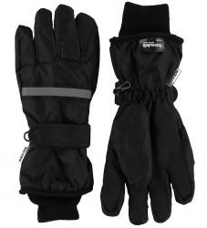 Mikk-Line Handsker - Sort m. Refleks