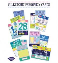 Milestone Graviditets Kort
