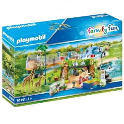 Min store oplevelses-zoo - PL70341 - PLAYMOBIL Family Fun