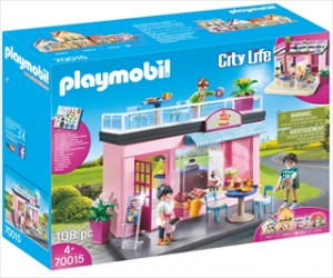 Min yndlingscafé - PL70015 - PLAYMOBIL City Life