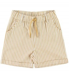 Mini A Ture Shorts - Cody - Taffy Yellow m. Striber