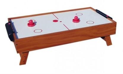 Mini Airhockeybord 91x46x20 cm