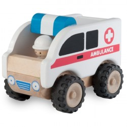Mini ambulance - Wonderworld