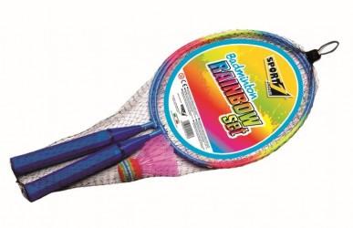 Mini Badminton sæt ''Rainbow''