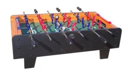 Mini Bordfodboldspil 94x51x31 cm