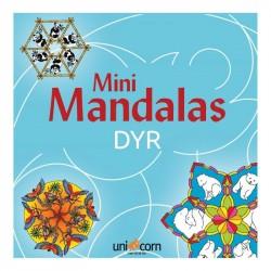 Mini Mandalas Dyr