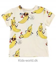 Mini Rodini T-shirt - Banana - Beige