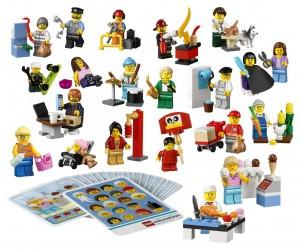 Minifigurer arbejdere