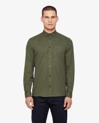 Minimum Jay 2.0 langærmet skjorte