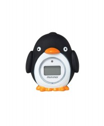 Mininor Badetermometer Pingvin