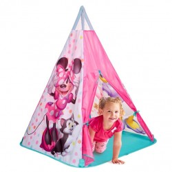 Minnie Mouse Indianertelt Tipi / Teepee