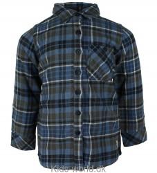 Minymo Skjorte - Blåternet