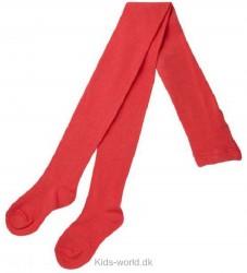 Minymo Strømpebukser - Støvet Rød