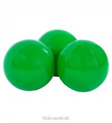 Misioo Bolde - 50 stk - Grøn