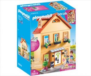 Mit byhus - PL70014 - PLAYMOBIL City Life
