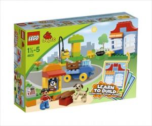 Mit første byggeri - 4631 - DUPLO Bricks &More