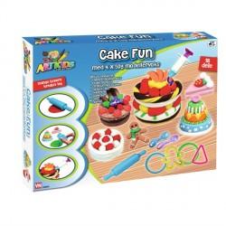 Modellervoks Cake Fun