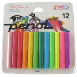Modellervoks fra Penol (12 farver)