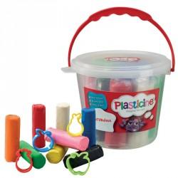 Modellervoks fra Plasticine - Udtørrer ikke - FunTUBulous Mini