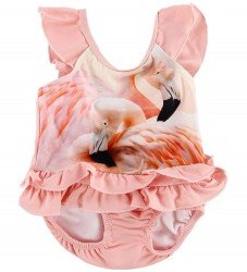 Molo Badedragt - UV50+ - Nalani - Flamingo Dream